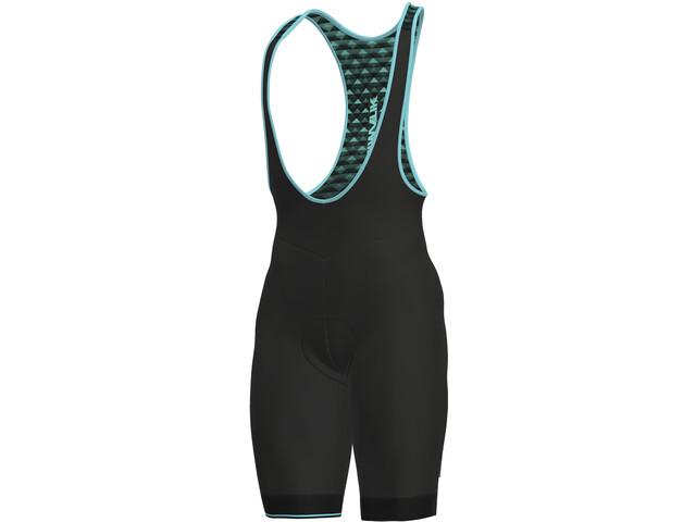 Alé Cycling Klimatik K-Atmo WR Bib Shorts Heren, black